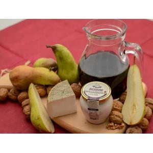 Crema di formaggio al vino Cannonau - Mac Formaggi