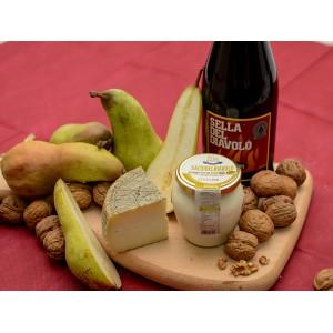 Crema di formaggio alla birra Barley - Mac Formaggi