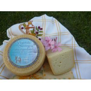 Vegetarian cheese lactose free - Su Grabiolu