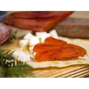 Bottarga in baffe con unghia - Tharros Pesca
