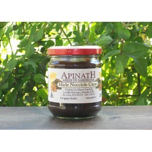 Cocoa and hazelnut cream - Apinath