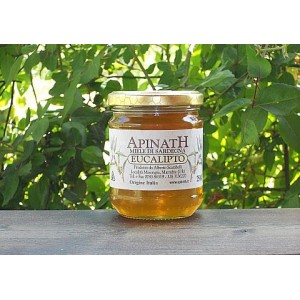 Eucalyptus honey - Apinath