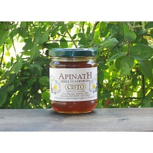Cistus honey - Apinath