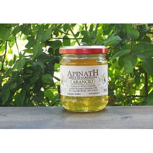 Orange honey - Apinath