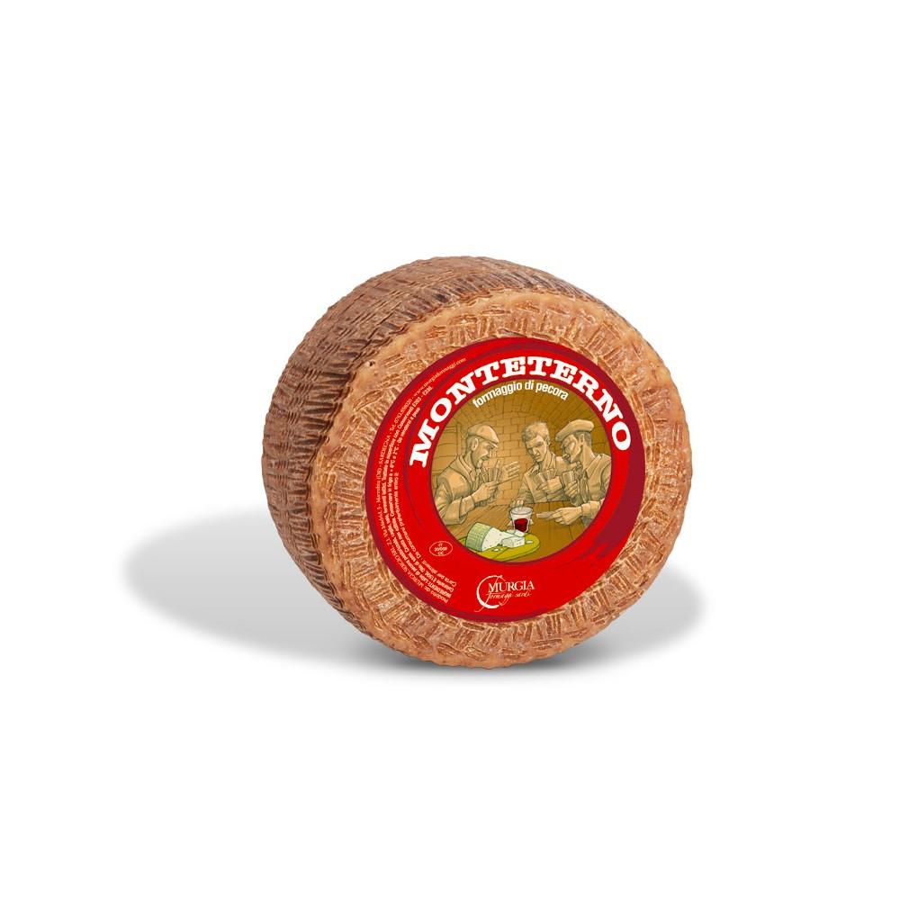 Formaggio di pecora sardo stagionato - Murgia Formaggi - Inke - Vendita  prodotti sardi online