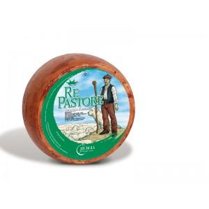 Semicooked Pecorino cheese - Murgia Formaggi
