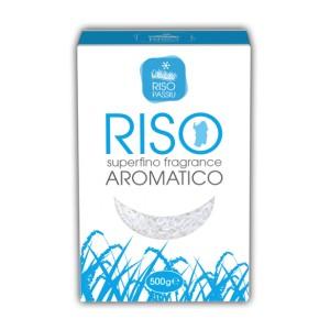 Superfine aromatic rice - Passiu
