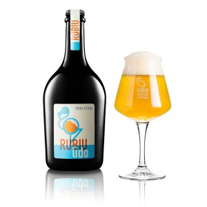 Lido, Golden Ale craft beer - Birrificio Rubiu