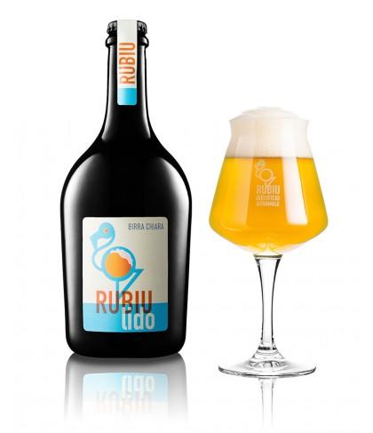 Lido, birra artigianale Golden Ale - Birrificio Rubiu