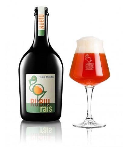 Triga, birra artigianale Bière blanche - Birrificio Rubiu