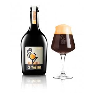 Centesima, American porter craft beer - Birrificio Rubiu
