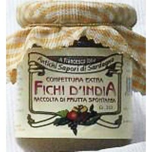 Prickly pear jam made in Sardinia - Francesco Ibba