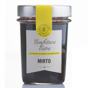 Sardinian myrtle jam - Nuova Agricola San Paolo