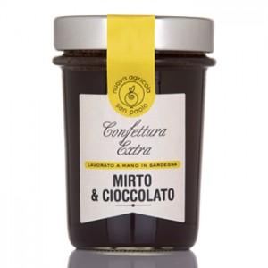 Sardinian myrtle jam and chocolate - Nuova Agricola San Paolo