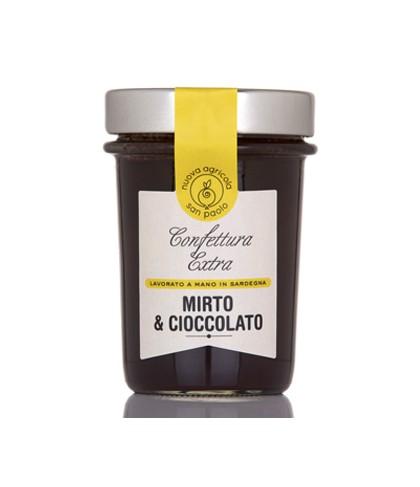 Confettura di mirto sardo - Nuova Agricola San Paolo