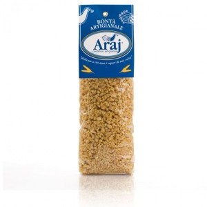 Sardinian fregula - wholesale export - Araj