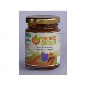 Organic eggplant cream - GioIre Bio