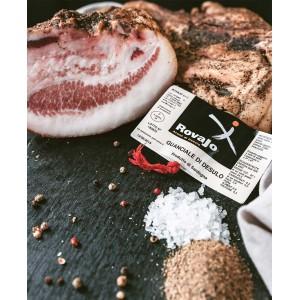 Smoked Sardinian sausage - Salumificio Rovajo