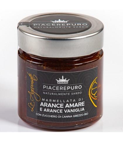 Confettura di Fichi di Sardegna e zucchero di canna grezzo biologico - Piacere Puro