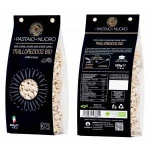 Organic Sardinian Malloreddus, Kamut durum wheat Pastificio Artinpasta