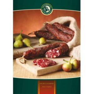 Spicy Sardinian sausage - Su Sirboni