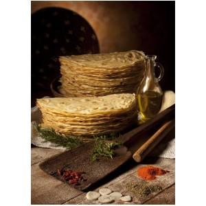 Organic Guttiau bread - Il vecchio Forno