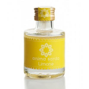 Anima sarda, Sardinian lemon liqueur - Distillerie Lussurgesi