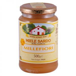 Millefiori. Sardinian Wildflower honey - Rau Dolciaria