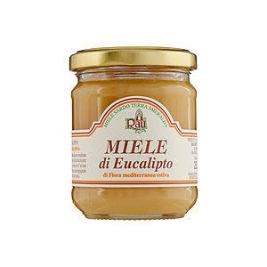 Sardinian eucalyptus honey - Rau Dolciaria