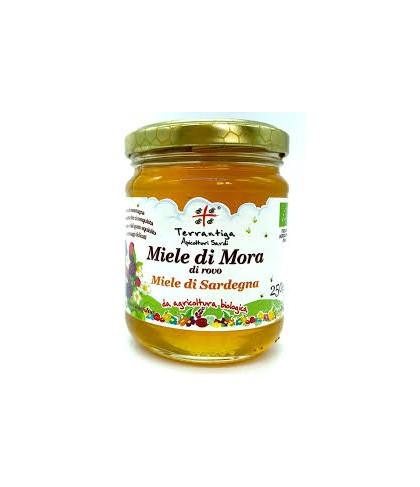 Organic thistle honey - Terrantiga