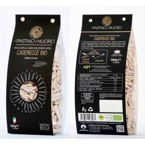 Organic Sardinian Malloreddus, Cappelli durum wheat Pastificio Artinpasta