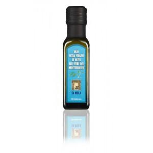 Olive oil with basil - Sa Mola