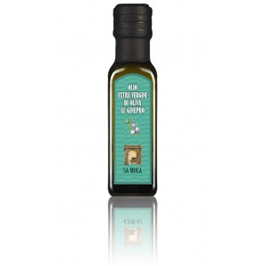 Olive oil with sage and rosemary - Sa Mola