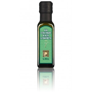 Olive oil with chives - Sa Mola