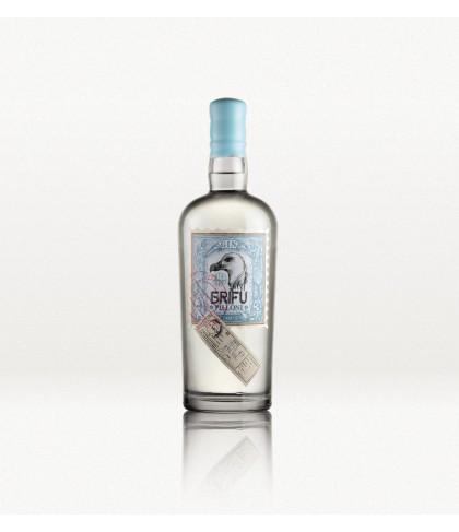 Pigskin silver London dry gin - Silvio Carta
