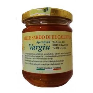 Sardinian wildflower honey - Antioco Vargiu