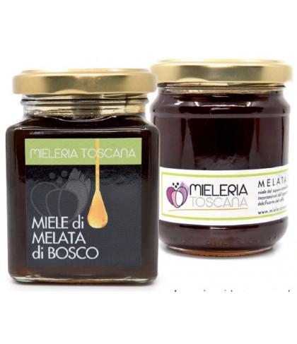 Chestnut honey - Mieleria toscana