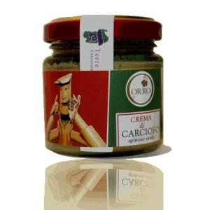 Crema di Carciofo spinoso - Famiglia Orro