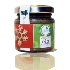 Crema di Oia pistada - Famiglia Orro