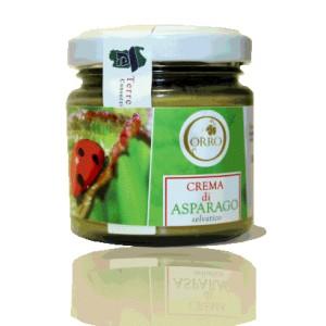 Crema di asparago selvatico - Famiglia Orro