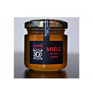 Thistle honey - Liune