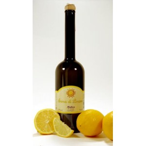 Crema di limone - Mielica Aresu