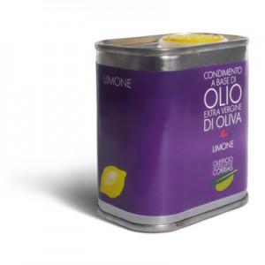 Olio extra vergine di oliva e limone - Oleificio Corrias