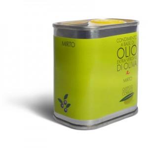 Olio extra vergine di oliva e mirto - Oleificio Corrias