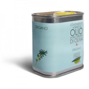 Olio extra vergine di oliva e origano - Oleificio Corrias