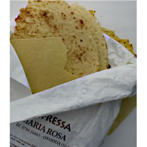 Carasau bread - Panificio Ovodda