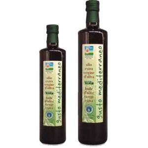 Olio extra vergine di oliva Gusto Mediterraneo - S'atra Sardigna