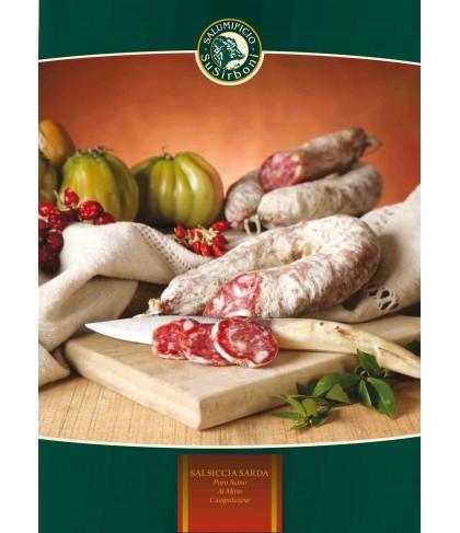 Salsiccia sarda - Su Sirboni