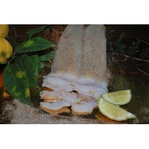 Smoked monkfish - Tharros Pesca