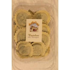 Ravioli with nettles - Sos Molinos